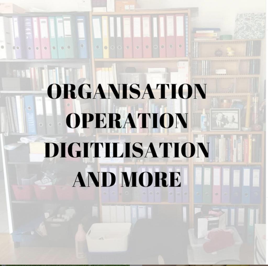 Organisation operation